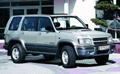 Isuzu Trooper, Jeep Grand Cherokee, Mitsubishi Pajero